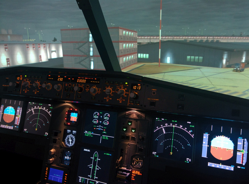 Flugsimulator Düren Expresspaket